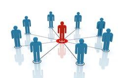 Teamleiter Lizenzfreies Stockfoto