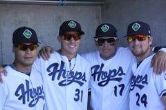 Teammates Royalty-vrije Stock Fotografie