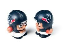 Teammates Toy Figures Houston Texans van Li ` l stock fotografie