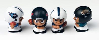 Teammates van Li ` l het Zuiden van Toy Figures AFC royalty-vrije stock afbeelding