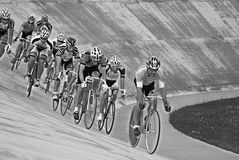 Teamrennen des Kanadiers Lizenzfreie Stockbilder