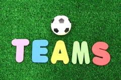Teams ball Stock Photos