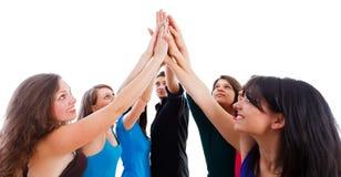 Teamspirit Royalty Free Stock Image
