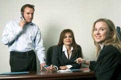Teamvielseitige verwendbarkeit Lizenzfreies Stockfoto
