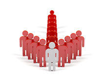 Teamwork. Royalty Free Stock Images