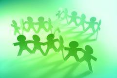 teamwork Image libre de droits