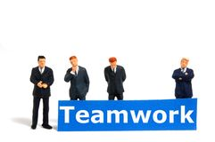 Teamwork Stock Image