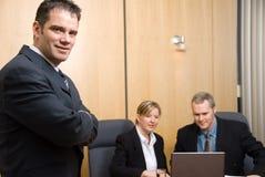 Teamwork Lizenzfreie Stockfotografie
