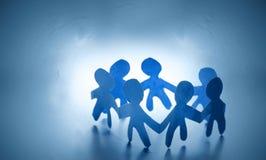 teamwork Fotografering för Bildbyråer