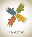 Teamwork Stock Photography