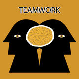 Teamwork Royalty Free Stock Image