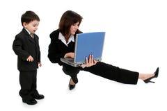 Teamwork Lizenzfreie Stockfotos
