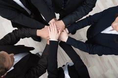 Teamwork royaltyfri fotografi