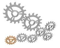 Teamwork. 3d, abstract,, business, businessteam, teamwork, team stock illustration