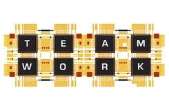 Free Teamwork Royalty Free Stock Photography - 3997197