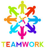teamwork Immagine Stock