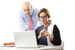 teamwork Imagens de Stock Royalty Free