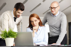 teamwork Imagens de Stock