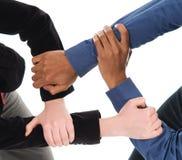 Teamwork royalty free stock photography