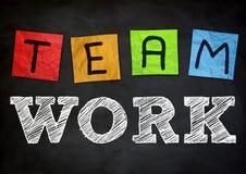 teamwork Immagine Stock Libera da Diritti