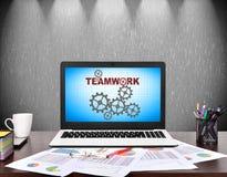 teamwork Photographie stock