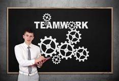 teamwork Photo libre de droits