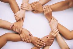 teamwork Photo stock