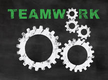 teamwork royalty illustrazione gratis