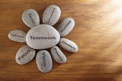 Teamwork Royaltyfri Bild