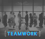 Teamwork Agreement Alliance Collaboration Unity Concept Royalty Free Stock Photos