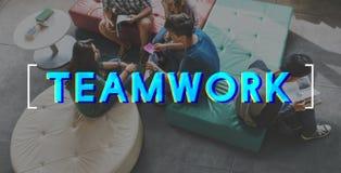 Teamwork Agreement Alliance Collaboration Unity Concept. Teamwork Agreement Alliance Collaboration Unity Stock Photo