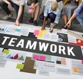 Teamwork Alliance Association Collaboration Concept Royalty Free Stock Photo
