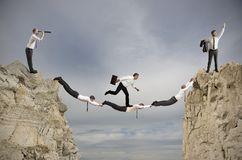 Free Teamwork And Success Concept Royalty Free Stock Photo - 32048075