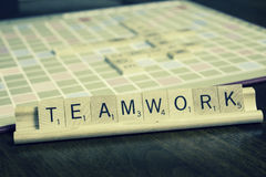 Teamwork - Business Concepts Stock Images
