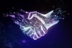 Teamwork concept stock illustration