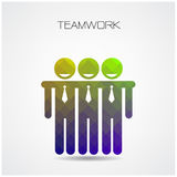Teamwork concept ,partnership sign,businessman sign,people conce Royalty Free Stock Images