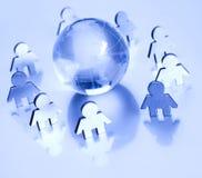 Teamwork concept royalty free stock photos