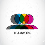 Teamwork corporate Stock Photography