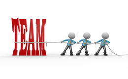 Teamwork Royalty Free Stock Images