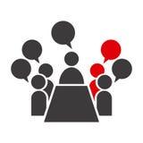 Teamwork-Design Lizenzfreie Stockbilder
