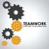 Teamwork design Royalty Free Stock Photography
