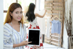 Free Teamwork Designer Concept : Fashion Designer Working Near Mannequin In Office Royalty Free Stock Image - 98415746