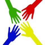 Teamwork Diversity Royalty Free Stock Image