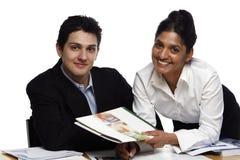 Teamwork - Handing Stock Images