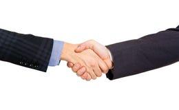Teamwork handshake Royalty Free Stock Image