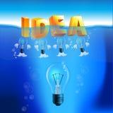 Teamwork-Idee Lizenzfreie Stockfotos
