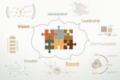 Teamwork infographics in s. Creative corporate teamwork infographics for business reports Royalty Free Stock Photos