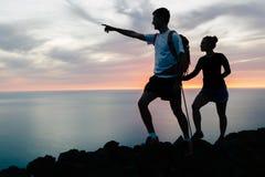Teamwork-Leute für beste Leistung, Partnerschaftskonzept lizenzfreie stockbilder