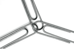 Free Teamwork Paperclips Stock Images - 22831234