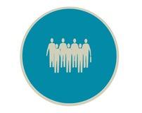 Teamwork sign.  Stock Photos